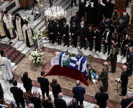 Η Ελλάδα συγκλονισμένη αποχαιρέτησε τη Φώφη Γεννηματά- «Αντίο μαμά.. θα είσαι ο φάρος μας»