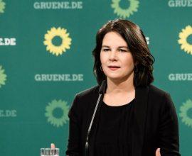 Γερμανικό όχι στον Nord Stream 2 από την «πράσινη» Μπέρμποκ
