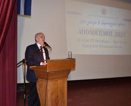 Δήμαρχος Μεσολογγίου: «Εκτός από εντιμότητα και εργατικότητα αυτή η δημοτική αρχή έχει και αποτελεσματικότητα»