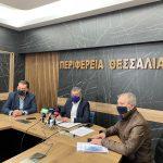 Αναστόμωση πηγών και φράγμα στα Βρυσιά Φαρσάλων με έργο 2 εκ. ευρώ από την Περιφέρεια Θεσσαλίας