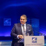 Στο ετήσιο τακτικό συνέδριο της ΚΕΔΕ ο Πρόεδρος της ΠΕΔ Πελοποννήσου Δημήτρης Καμπόσος