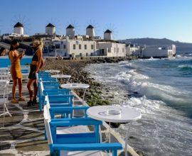 Αυτά είναι τα 2 ελληνικά νησιά που είχαν άνοδο 150% στις αφίξεις τουριστών