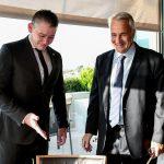 Ο συντονισμός Ελλάδας – Σλοβακίας σε ζητήματα Διοικητικής Μεταρρύθμισης στο επίκεντρο συνάντησης Βορίδη-Mikulec