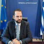 """Φαρμάκης: «Το ιστορικό """"ΟΧI"""" εκπέμπει ένα διαχρονικό μήνυμα ενότητας και αγώνα»"""