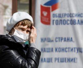 Ρωσία: Νέο ημερήσιο ρεκόρ θανάτων και κρουσμάτων – Περιορισμοί στη Μόσχα