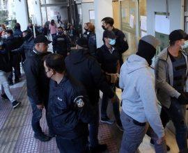 Ελεύθεροι χωρίς περιοριστικά μέτρα οι επτά αστυνομικοί της ομάδας ΔΙΑΣ